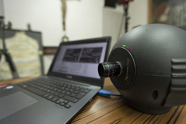 Camera Multispectrale